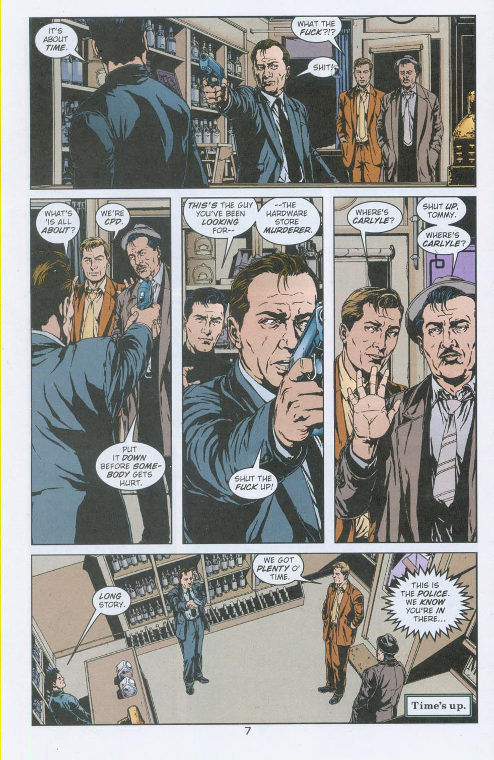 Read online American Century comic -  Issue #21 - 8