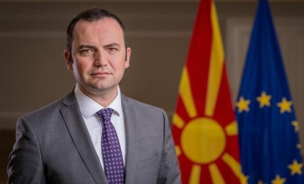 Αντιπρόεδρος κυβέρνησης πΓΔΜ: Κρίσιμες οι επόμενες ώρες για τη διαπραγμάτευση