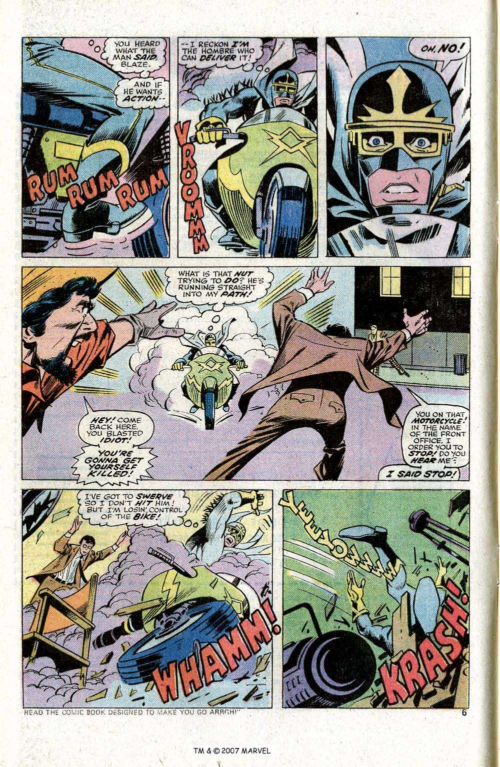 Ghost Rider (1973) Issue #14 #14 - English 8