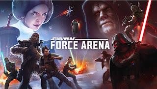 Star Wars Force Arena