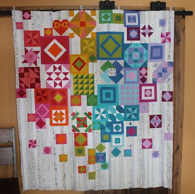Alison Glass Kaleidoscope Fabric Bundle