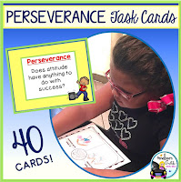 Perseverance Task Cards