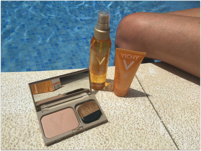 Vichy Sun Care and SPF Favourites Review
