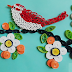 Paper Quilling; How to make Beautiful Bird