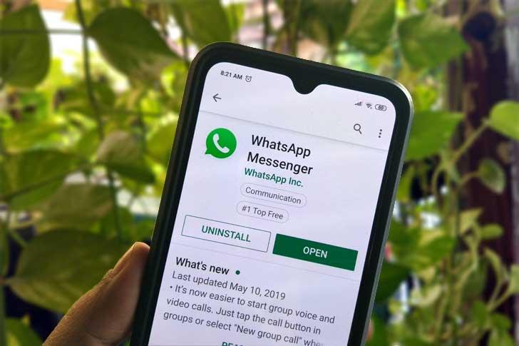 spyware whatsapp berbahaya ditemukan