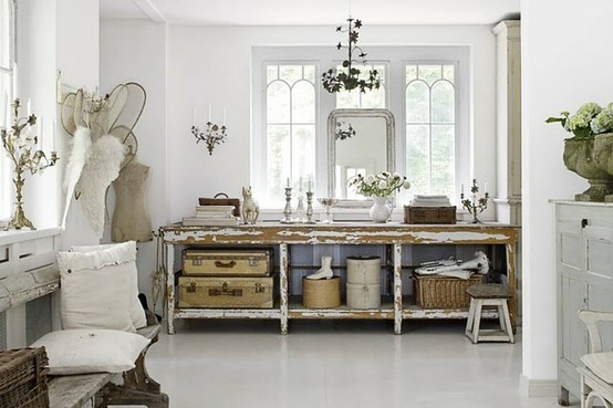 country style chic scandinavian chic. Black Bedroom Furniture Sets. Home Design Ideas
