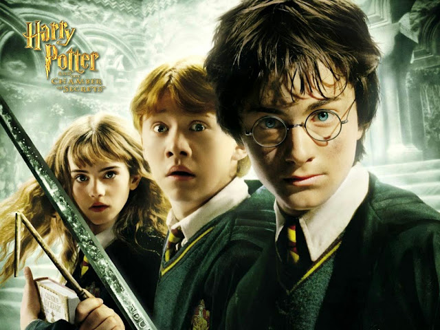 Harry Potter and the Chamber of Secrets 2002 Movie Review