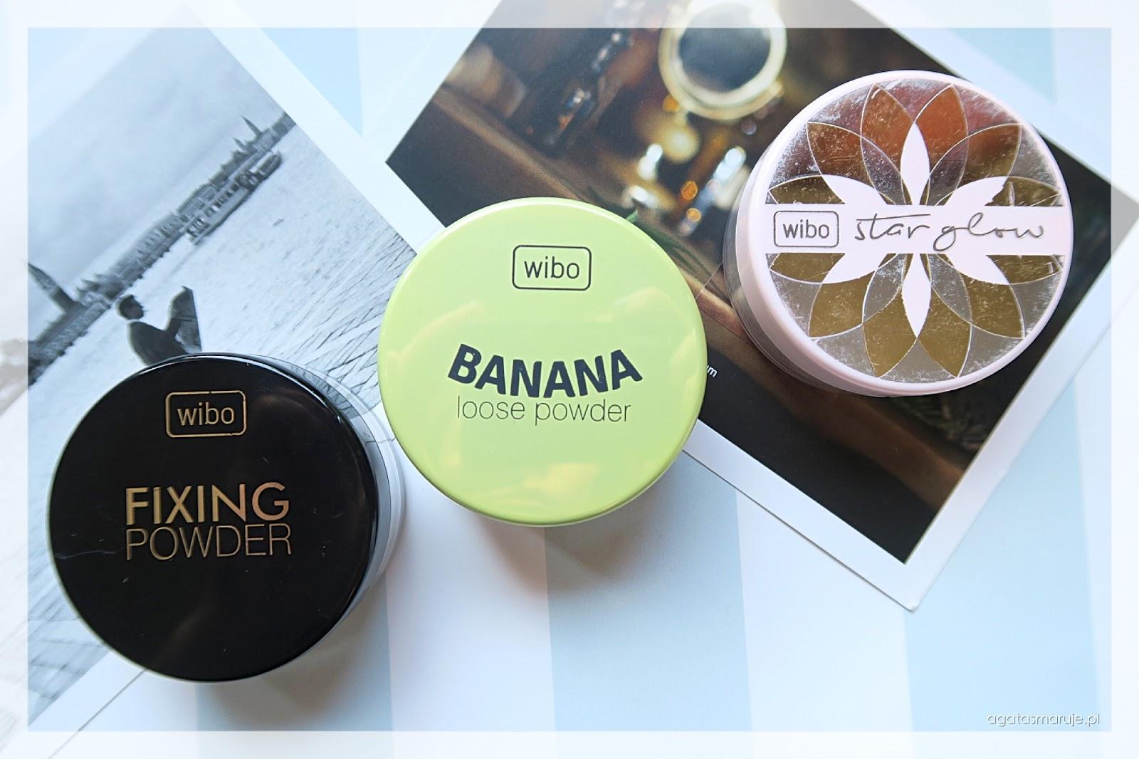 Pudry Wibo: Fixing Powder, Banana Powder, Star Glow