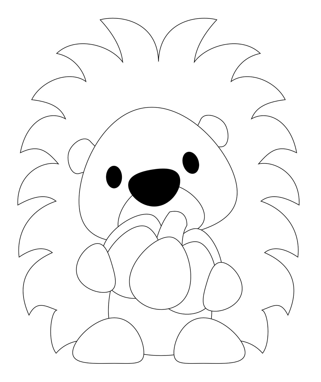 little scraps of heaven designs free fall hedgehog digi