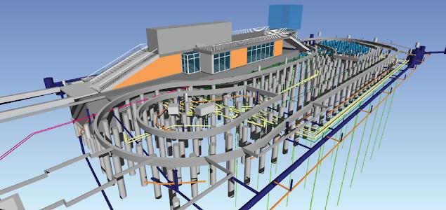 Extreme engineering of Canal Park, Washington DC