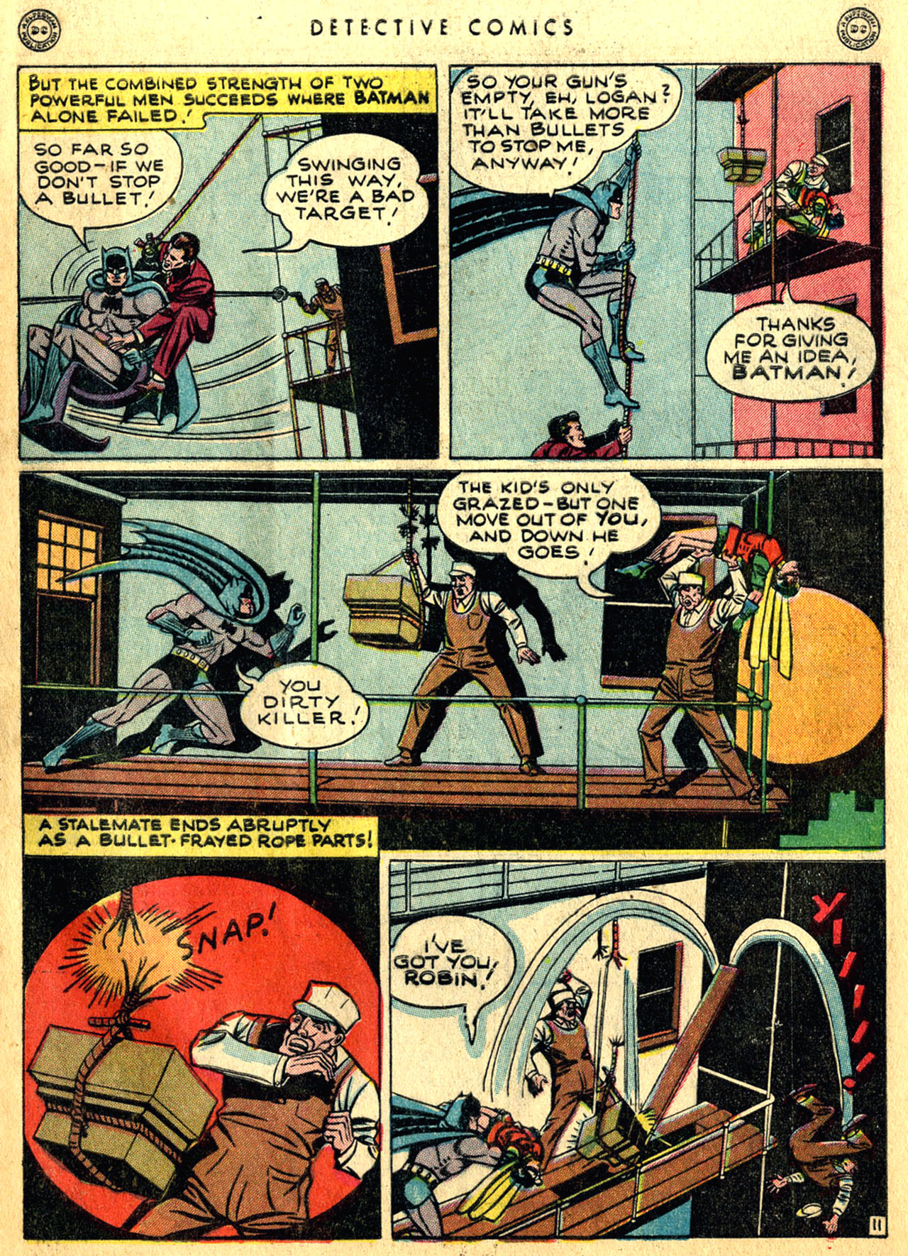 Read online Detective Comics (1937) comic -  Issue #117 - 13