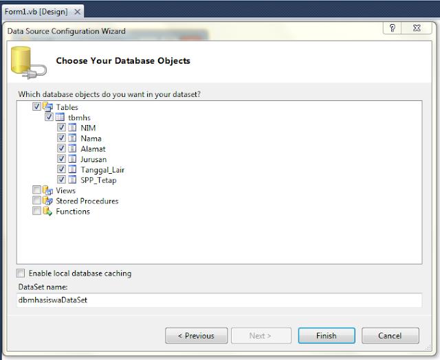 6 - Koneksi Sql Server Dengan Microsoft Visual Studio