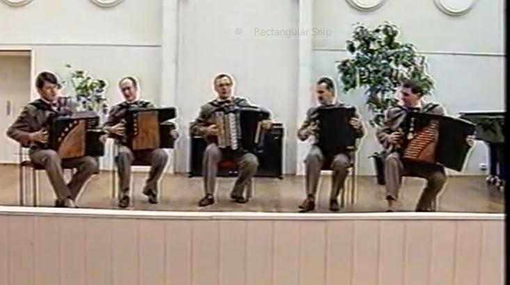 Accordion to Squeezer: Russian Accordion (Bayan) Ensemble