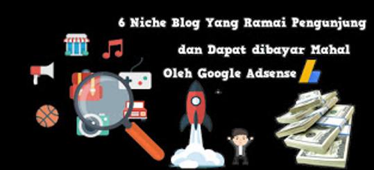 niche blog dengan bayaran tinggi