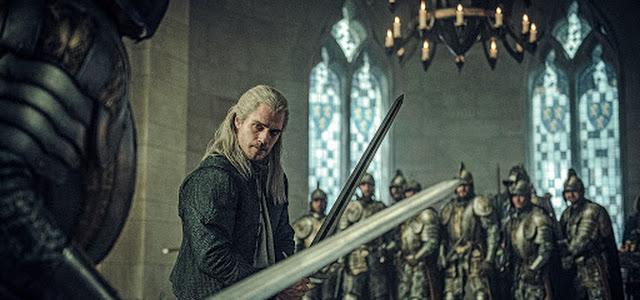 Netflix retoma produção de 'The Witcher' com Henry Cavill