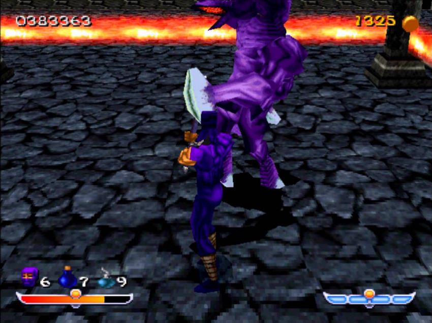 One Ps1 Rom