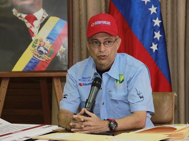 """¡Más excusas! Motta Domínguez atribuyó a """"la sequía"""" los apagones en occidente"""