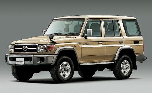 Toyota Land Cruiser 70 Series Limited Edition 2015