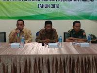 Hindari Konflik Batas Wilayah Kecamatan Sangkapura dan Kecamatan Tambak