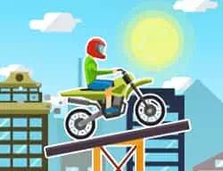 Zorlu Motor Oyunu - Moto Extreme CS