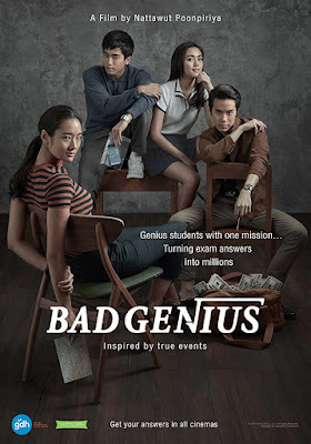 Film Bad Genius Full HD Movie (2017) Subtitle Indonesia