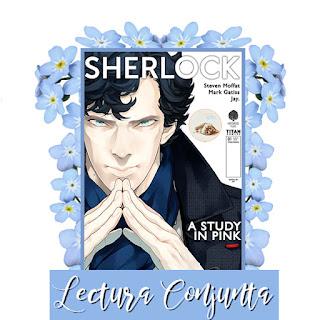 Sherlock Manga Serie BBC
