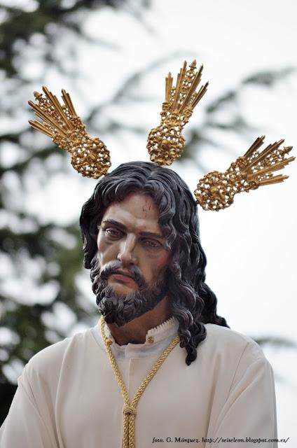 Nuestro Padre Jesús de la Esperanza Cautivo ante Ánás. Jaime Babío. Foto. G. Márquez.