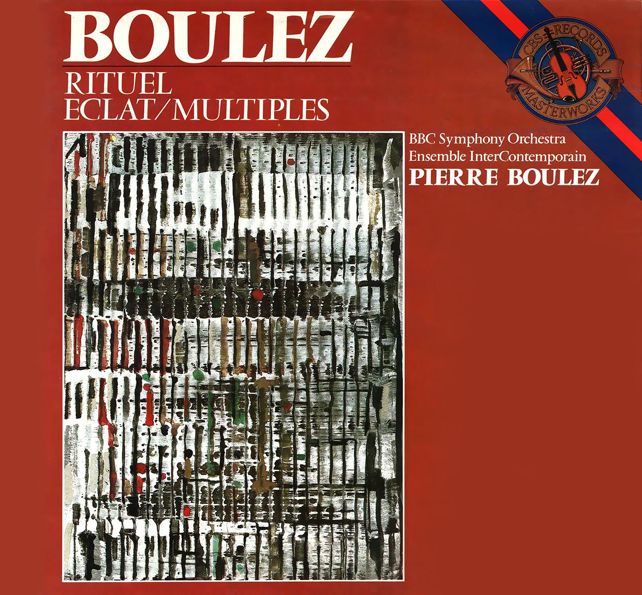 Pierre Boulez - Pierre Boulez Parle De Pierrot Lunaire
