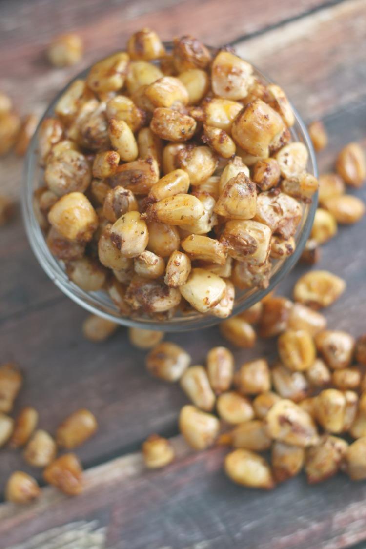 Homemade Smoky Ranch Corn Nuts