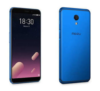 Meizu M6s with 18:9 FullView Display Specifications and Price