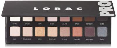 best lorac eyeshadow palette