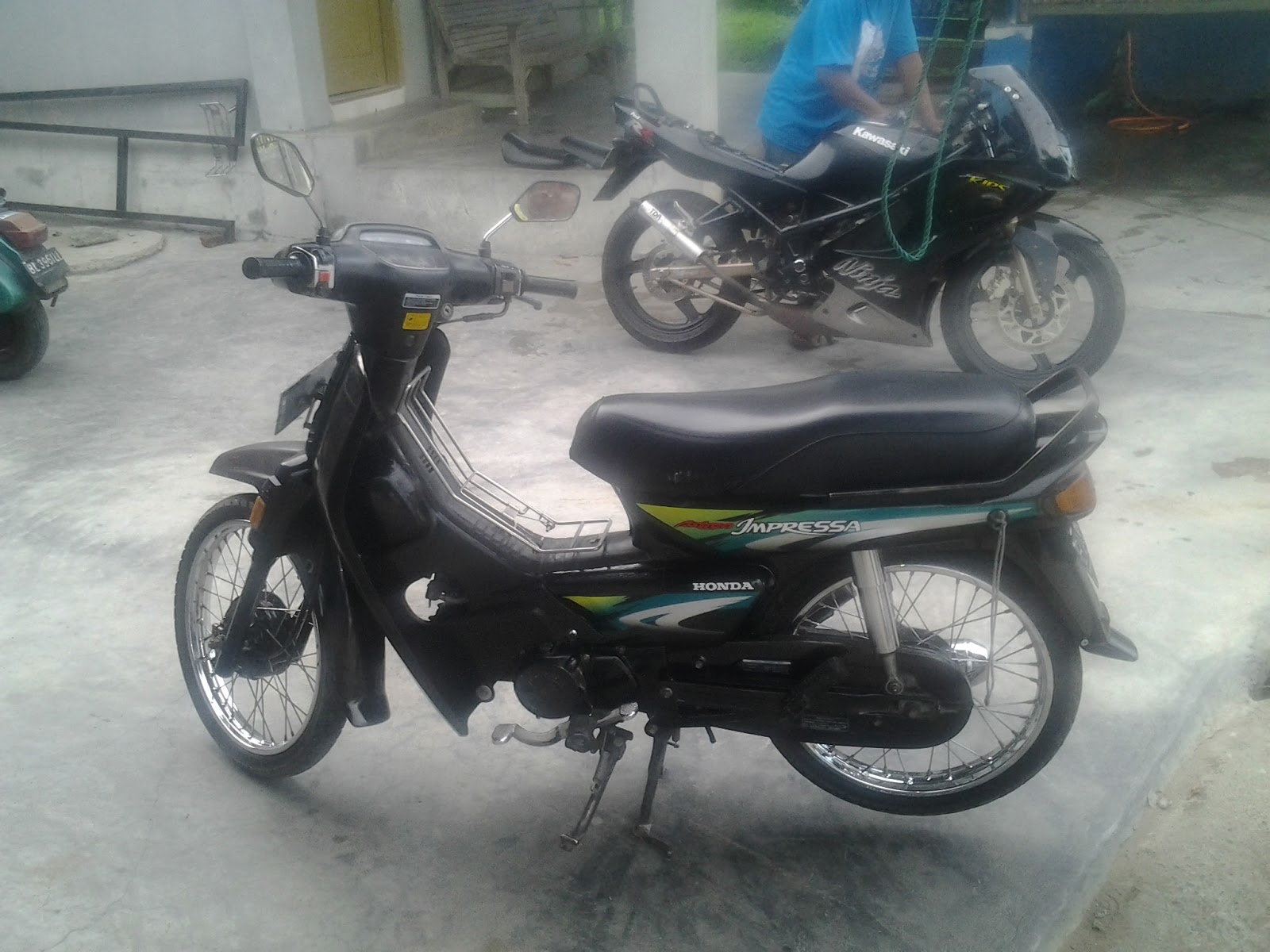 Harga Sepeda Motor Honda Bekas