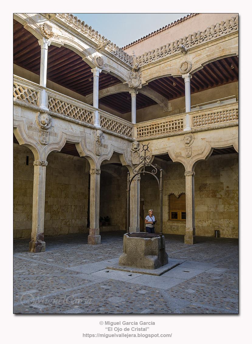Casa de las Conchas, Salamanca.