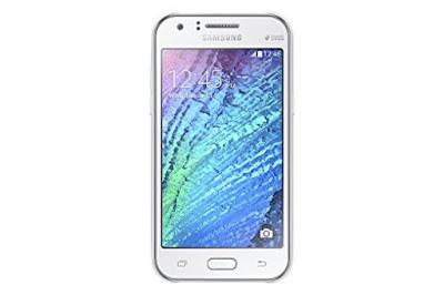 حل مشكلة الشاشة البيضاء Galaxy J1 SM-J100H