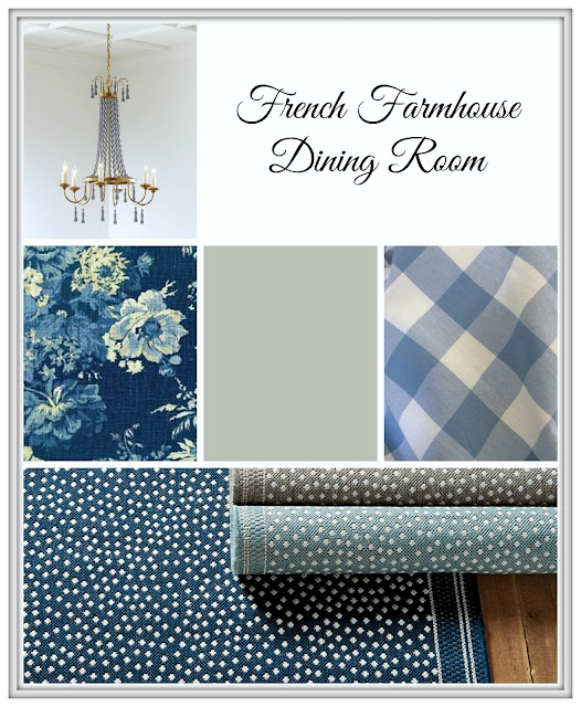 french farmhouse dining room-design selections-from my front porch to yours