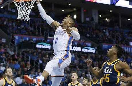 NBA: Westbrook Bawa Thunder Menang Dramatis