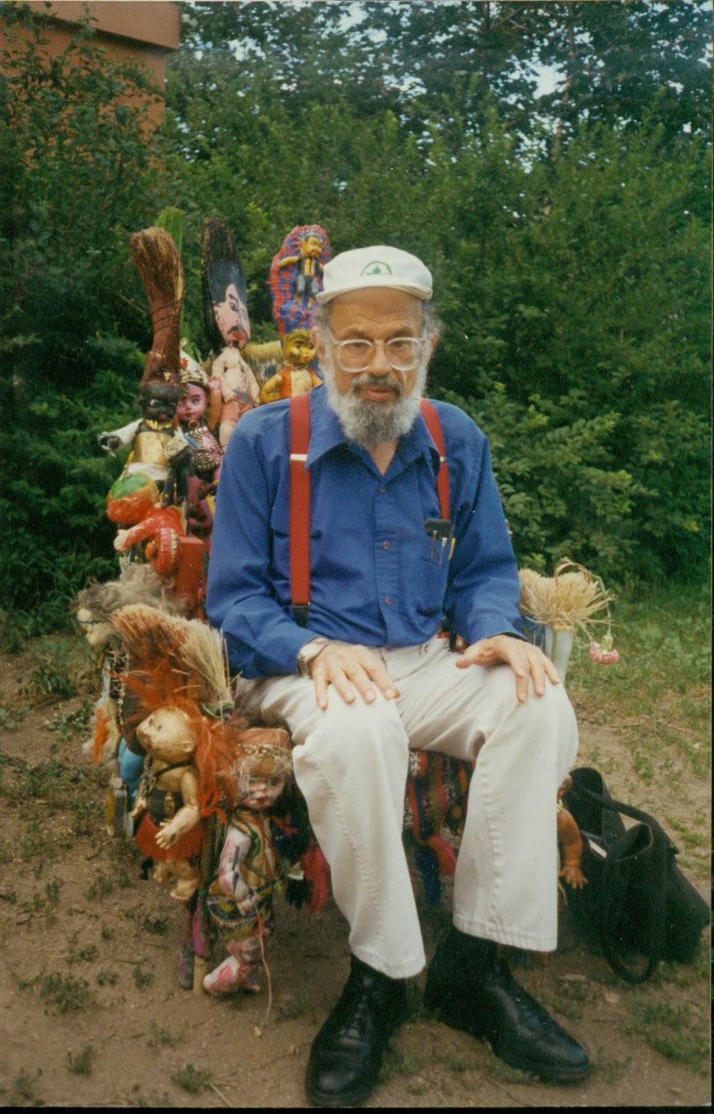 the allen ginsberg project 2016