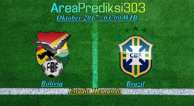 Prediksi Skor Bolivia vs Brazil 06 Oktober 2017