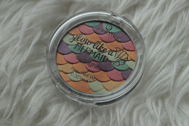 essene glow like a MERMAID highlighter Review - Mermaidhighlighter statt Rainbow Highlighter?