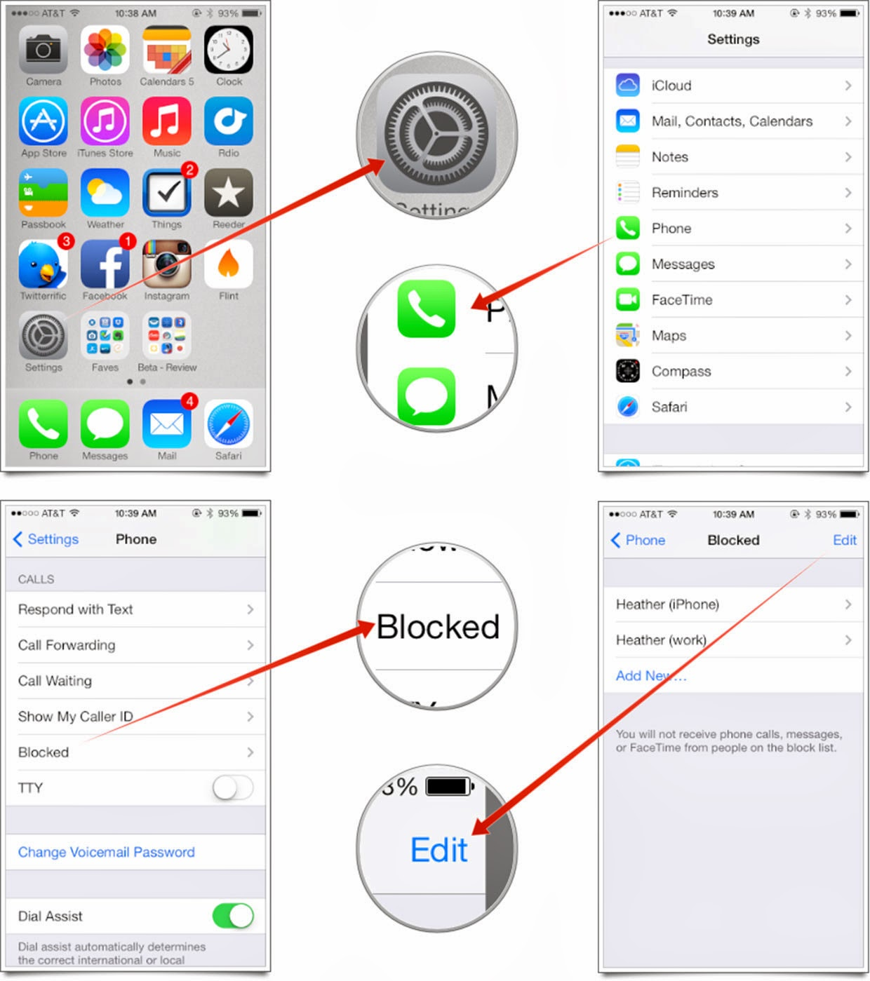 how to unblock someone on iphone how to unblock someone on an iphone how to unblock a 19187