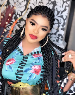 Bobrisky Pictured With Out Filters And Boobs Shifted One Side