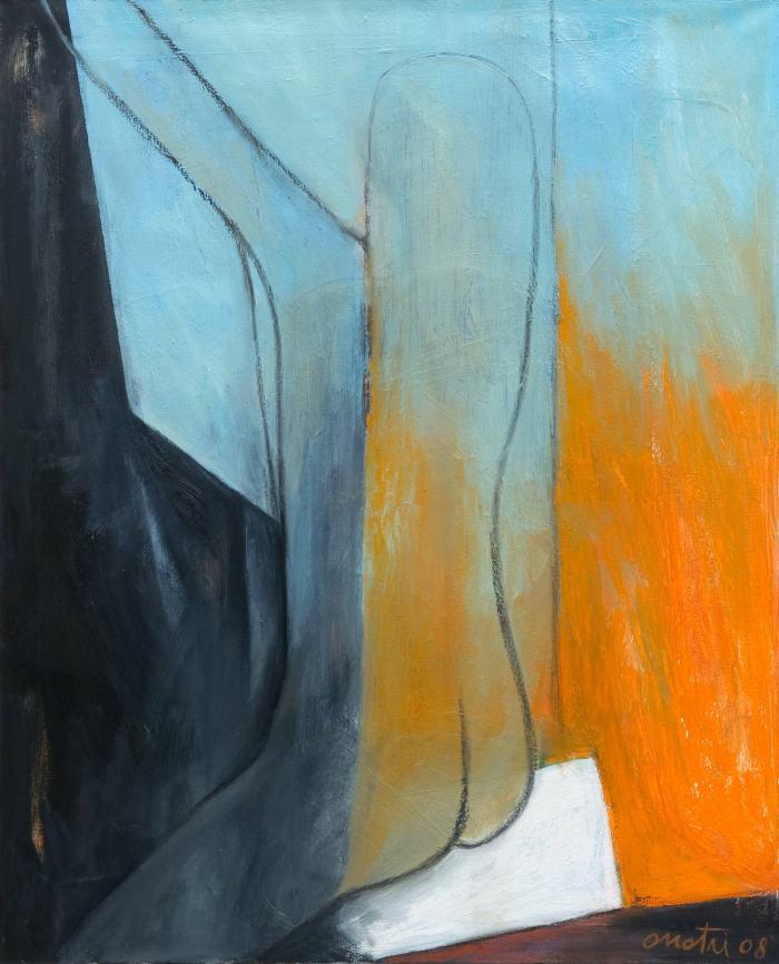 Фигуративная и абстрактная живопись. Rosaria Onotri