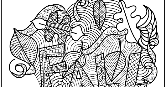Freebie Friday: Coloring Contest