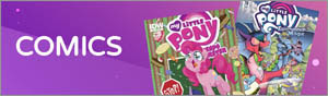 MLP Comics Database