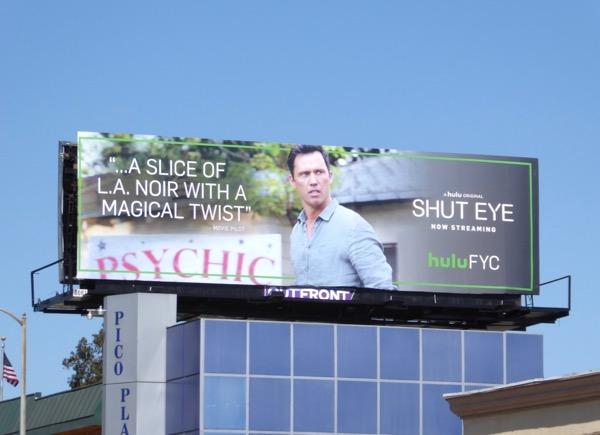 Shut Eye season 1 Emmy FYC billboard