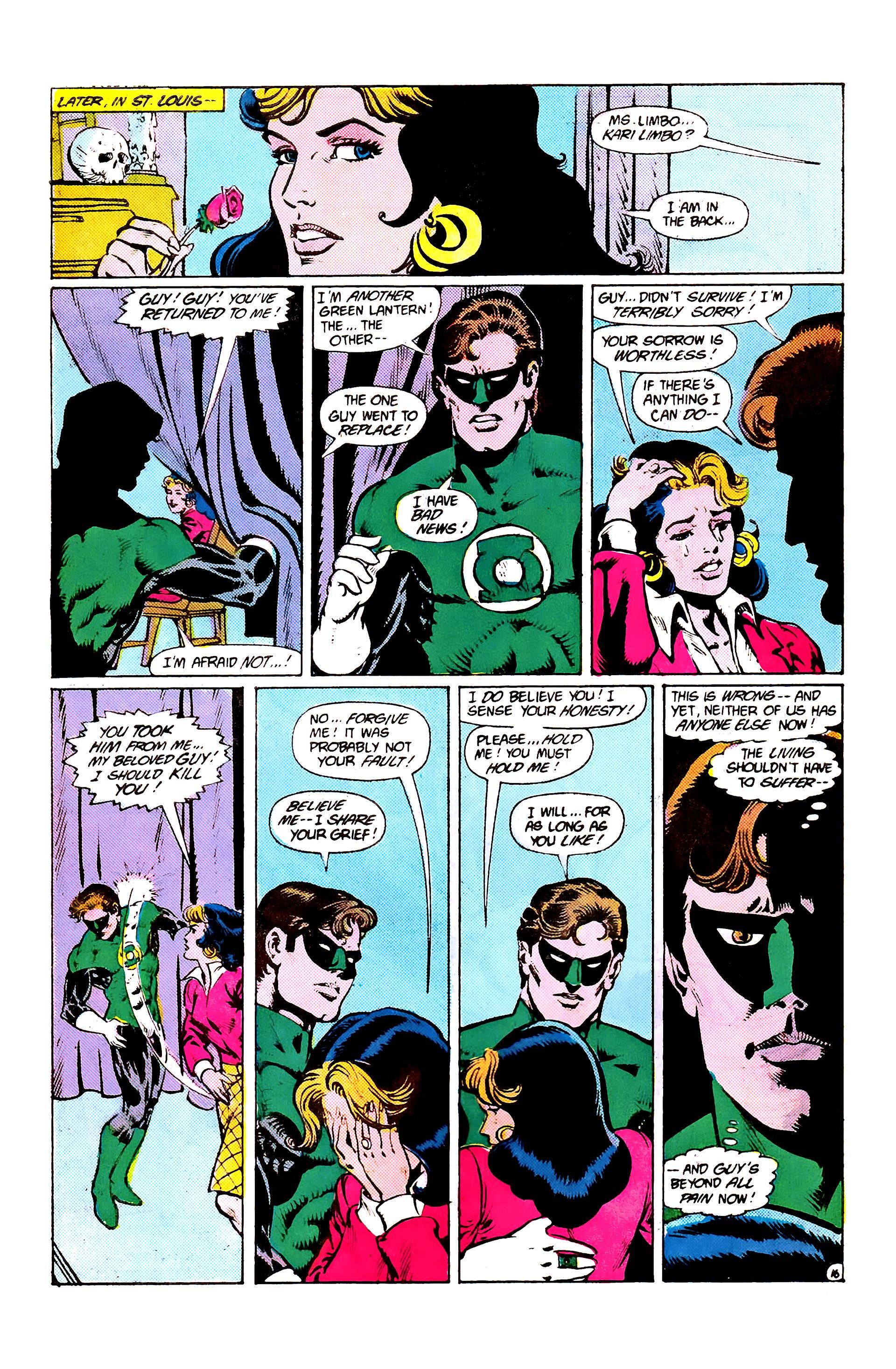 Read online Secret Origins (1986) comic -  Issue #7 - 22
