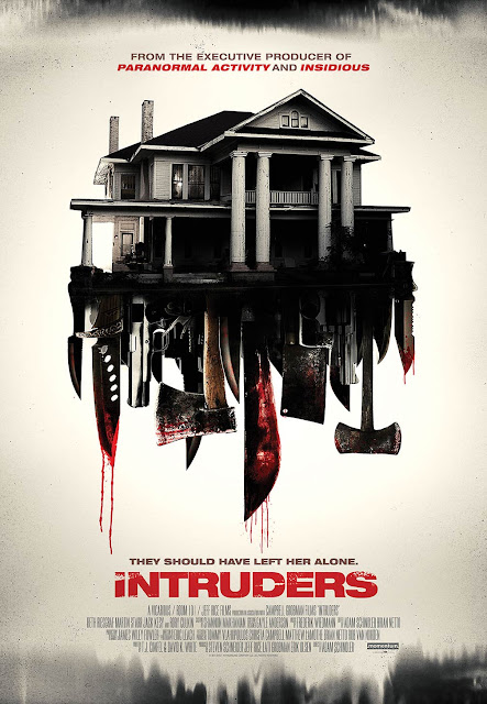 Intruders (2016) ταινιες online seires oipeirates greek subs