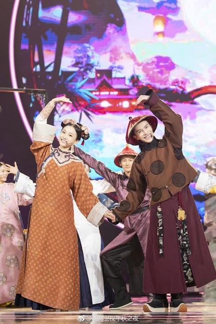 Hunan Mid Autumn Festival Story of Yanxi Palace Lawrence Wong