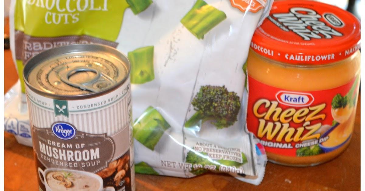 Two Men And A Little Farm Broccoli Rice Casserole Recipe-9323