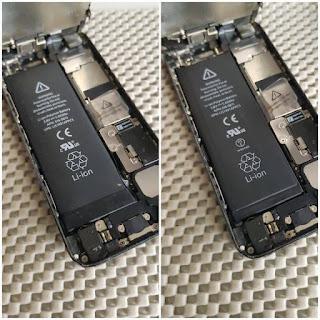 harga ganti baterai iphone 5